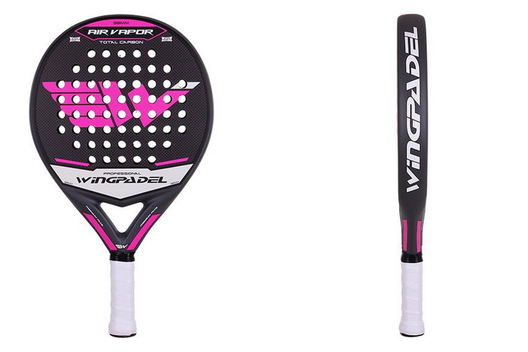 Wingpadel Air Vapor Fucsia qualità e rendimento in campo