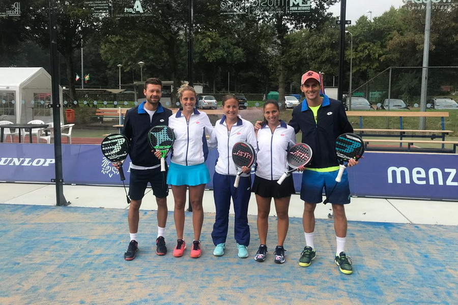 Padel Nations Cup, tutto pronto per la prima partita dell'Italia